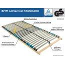 BMM Standard NV 80 x 200 cm NV: ohne Verstellung